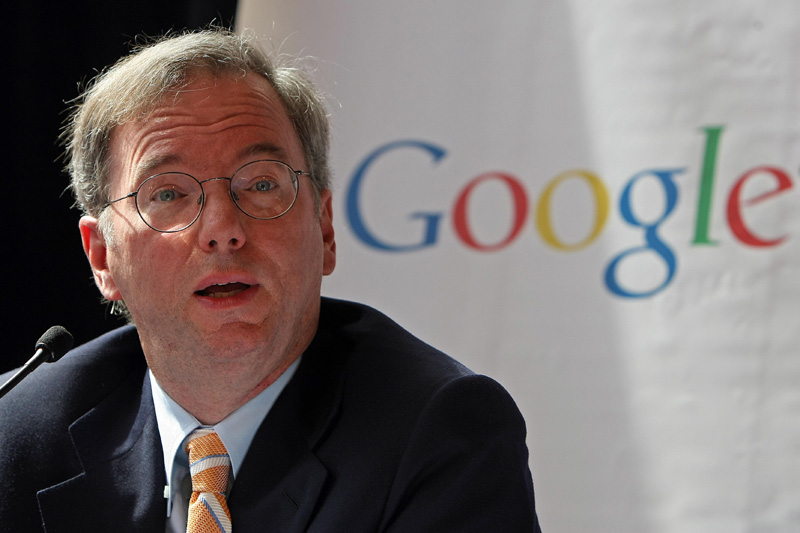 eric-schmidt-google - eric-schmidt-google